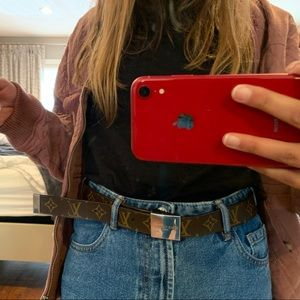 Louis Vuitton woman's belt